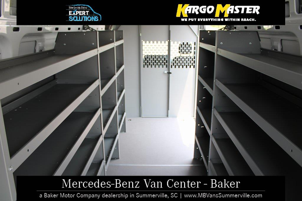 2021 Mercedes-Benz Sprinter 2500 4x2, Kargo Master Upfitted Cargo Van #MV0222 - photo 14