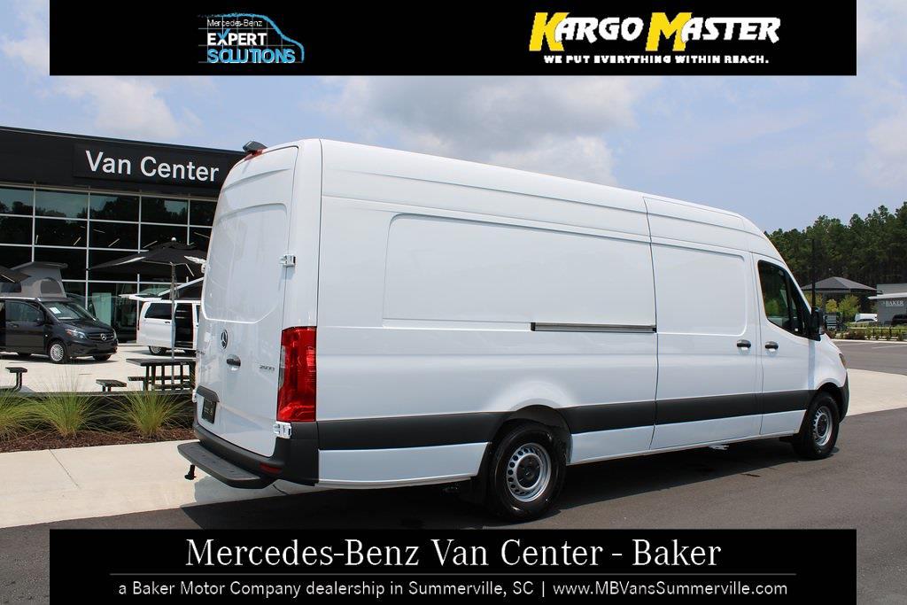 2021 Mercedes-Benz Sprinter 2500 4x2, Kargo Master Upfitted Cargo Van #MV0222 - photo 16
