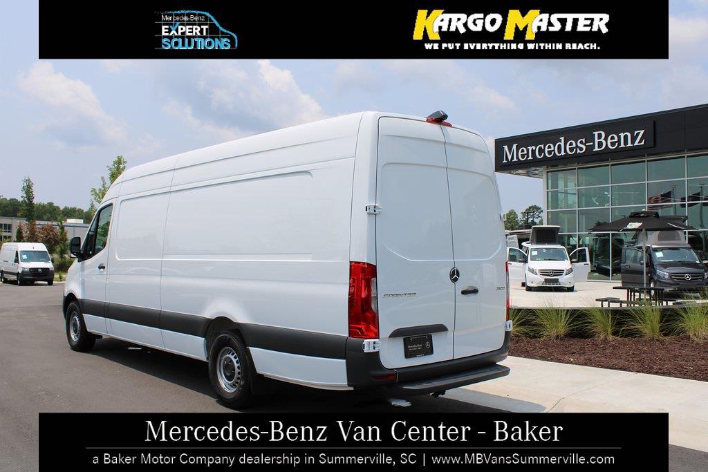2021 Mercedes-Benz Sprinter 2500 4x2, Kargo Master Upfitted Cargo Van #MV0222 - photo 22
