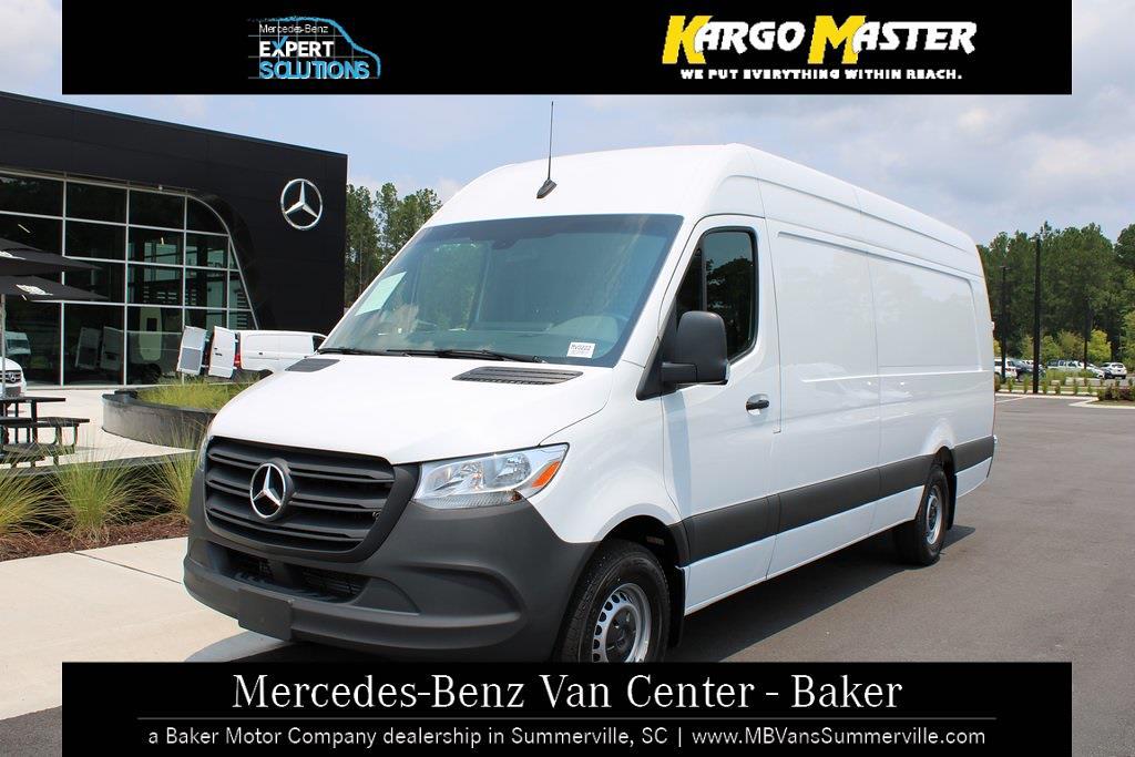 2021 Mercedes-Benz Sprinter 2500 4x2, Kargo Master Upfitted Cargo Van #MV0222 - photo 26