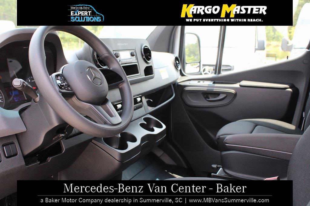 2021 Mercedes-Benz Sprinter 2500 4x2, Kargo Master Upfitted Cargo Van #MV0222 - photo 28