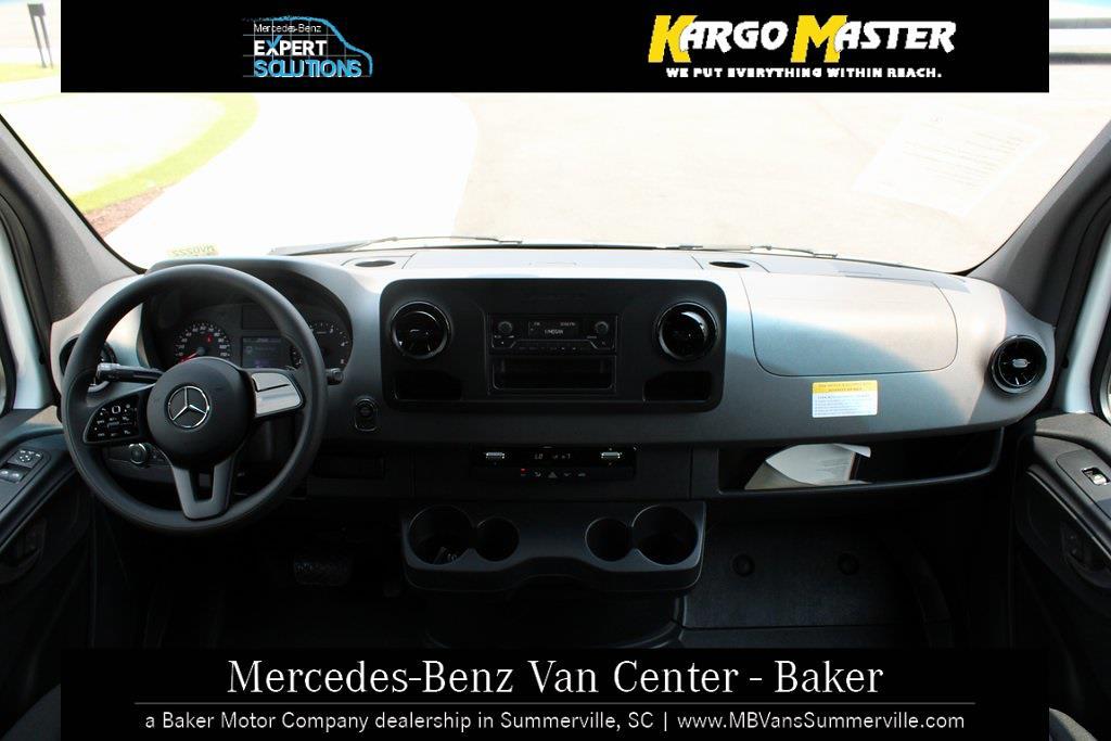 2021 Mercedes-Benz Sprinter 2500 4x2, Kargo Master Upfitted Cargo Van #MV0222 - photo 29