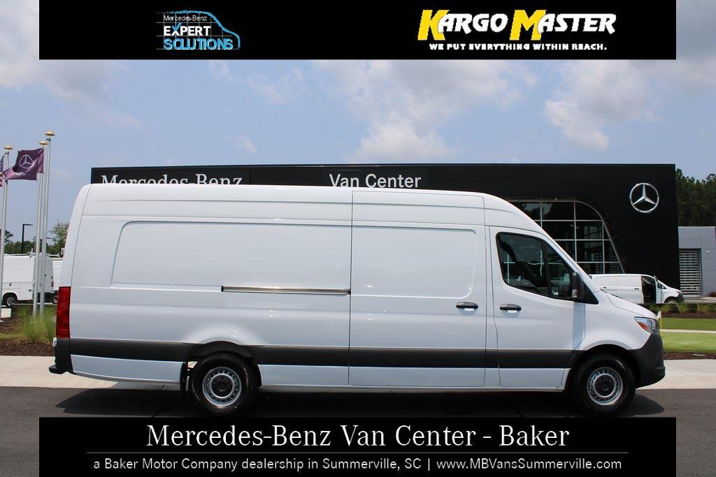 2021 Mercedes-Benz Sprinter 2500 4x2, Kargo Master Upfitted Cargo Van #MV0222 - photo 4