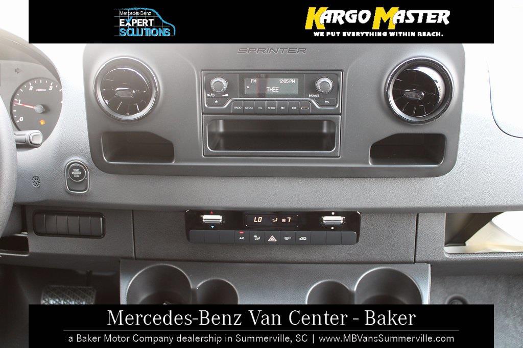 2021 Mercedes-Benz Sprinter 2500 4x2, Kargo Master Upfitted Cargo Van #MV0222 - photo 30