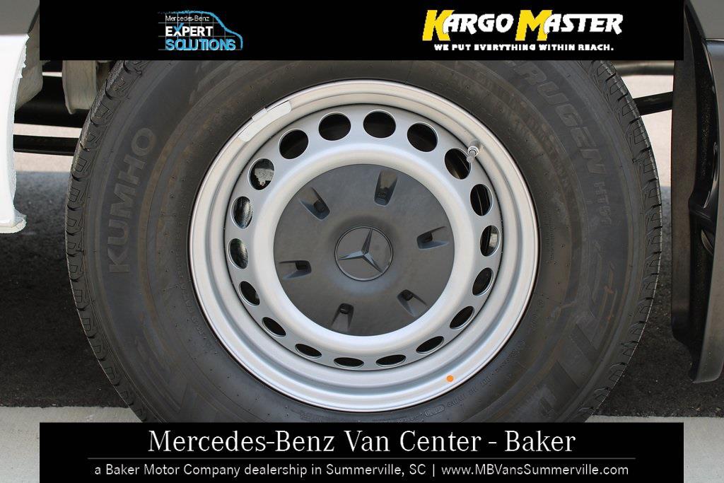 2021 Mercedes-Benz Sprinter 2500 4x2, Kargo Master Upfitted Cargo Van #MV0222 - photo 31