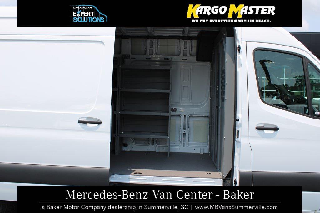 2021 Mercedes-Benz Sprinter 2500 4x2, Kargo Master Upfitted Cargo Van #MV0222 - photo 6