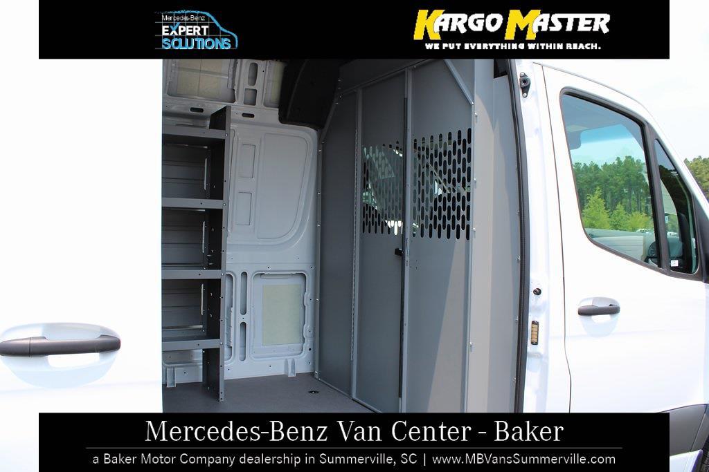 2021 Mercedes-Benz Sprinter 2500 4x2, Kargo Master Upfitted Cargo Van #MV0222 - photo 7