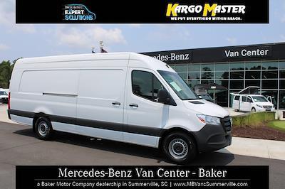2021 Mercedes-Benz Sprinter 2500 4x2, Kargo Master Upfitted Cargo Van #MV0222 - photo 3