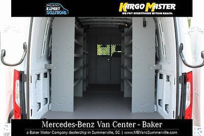 2021 Mercedes-Benz Sprinter 2500 4x2, Kargo Master Upfitted Cargo Van #MV0222 - photo 2