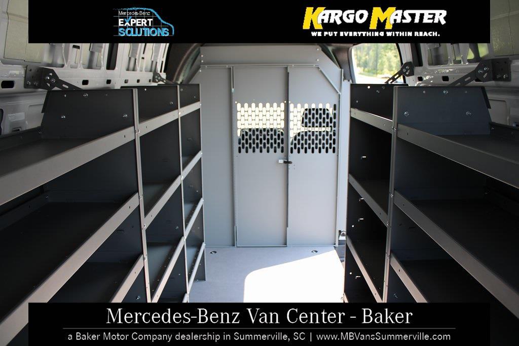 2021 Mercedes-Benz Sprinter 2500 4x2, Kargo Master General Service Upfitted Cargo Van #MV0223 - photo 11