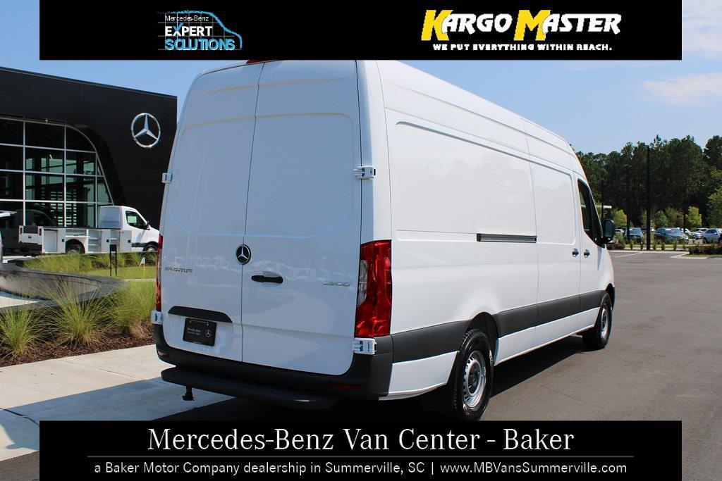 2021 Mercedes-Benz Sprinter 2500 4x2, Kargo Master General Service Upfitted Cargo Van #MV0223 - photo 14