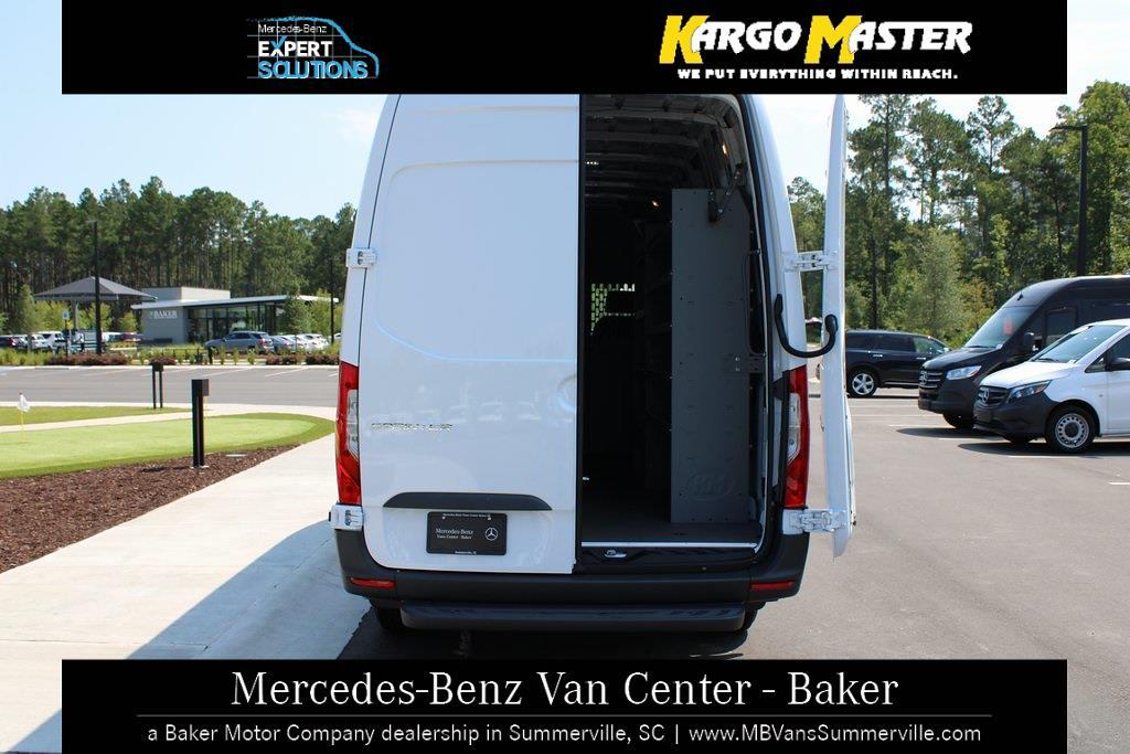 2021 Mercedes-Benz Sprinter 2500 4x2, Kargo Master General Service Upfitted Cargo Van #MV0223 - photo 16