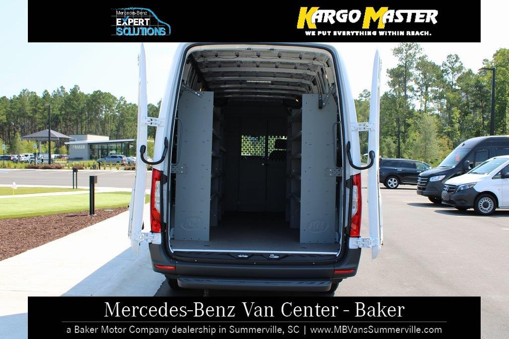 2021 Mercedes-Benz Sprinter 2500 4x2, Kargo Master General Service Upfitted Cargo Van #MV0223 - photo 2