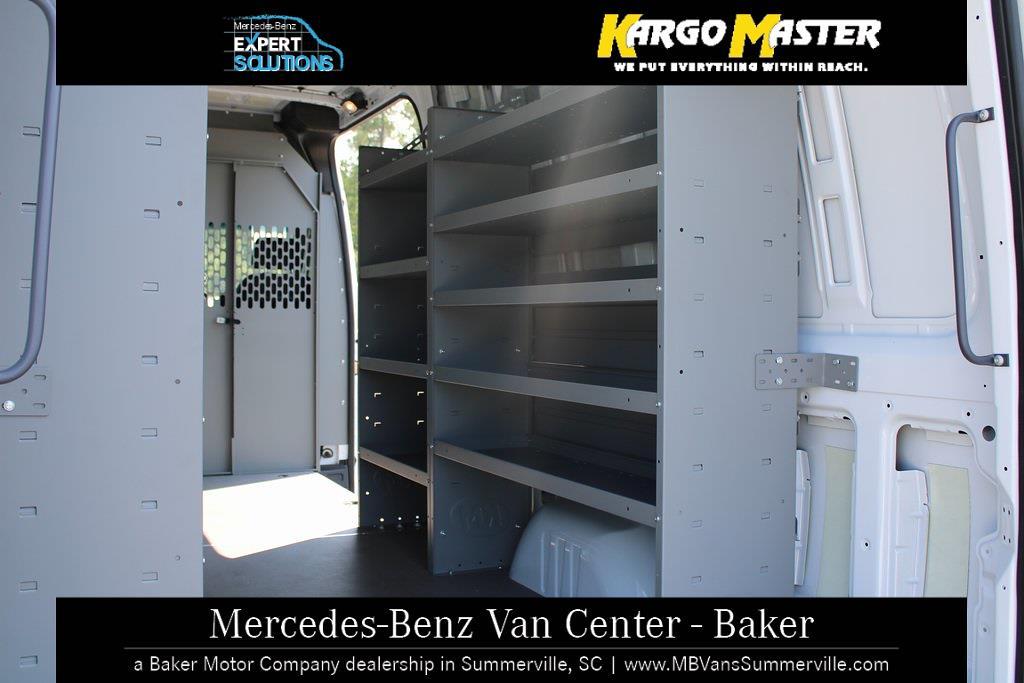 2021 Sprinter 2500 4x2,  Kargo Master General Service Upfitted Cargo Van #MV0223 - photo 17