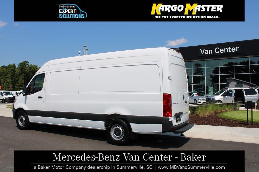 2021 Mercedes-Benz Sprinter 2500 4x2, Kargo Master General Service Upfitted Cargo Van #MV0223 - photo 19
