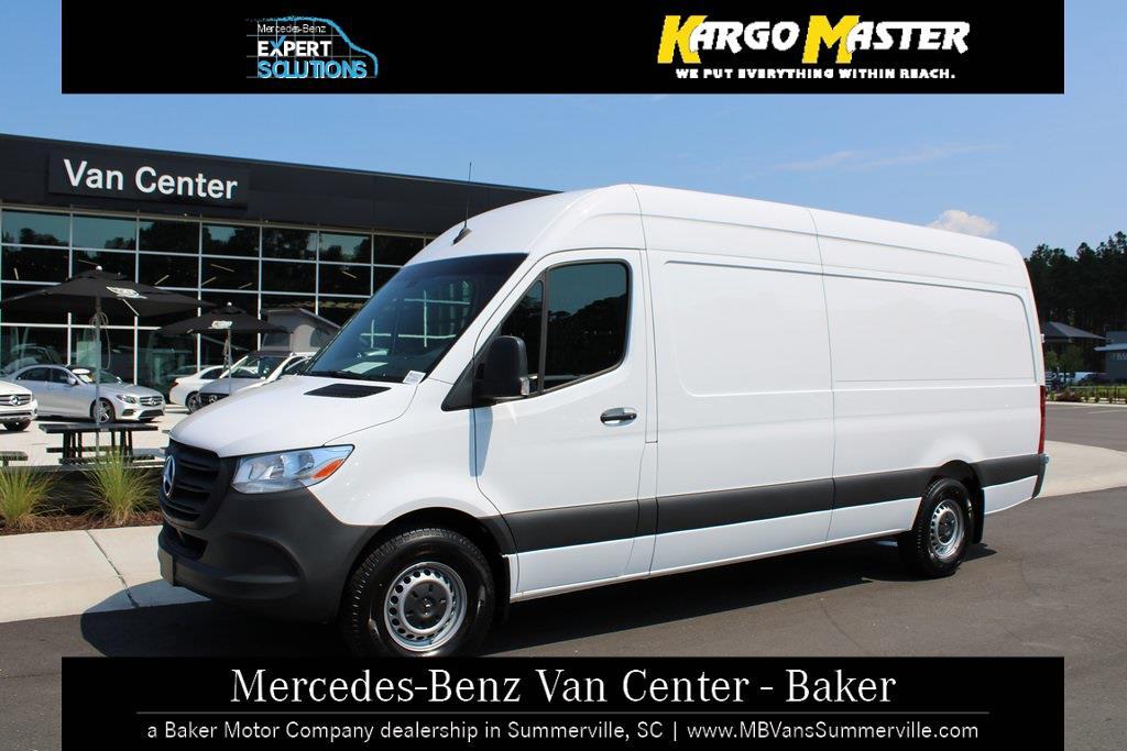 2021 Mercedes-Benz Sprinter 2500 4x2, Kargo Master General Service Upfitted Cargo Van #MV0223 - photo 21