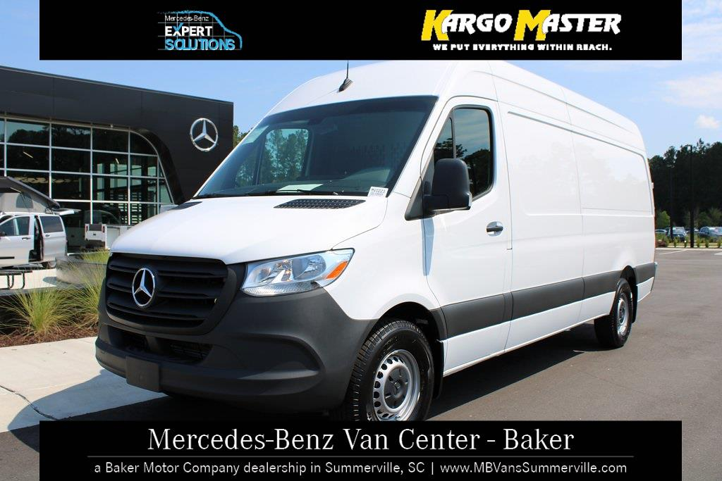 2021 Sprinter 2500 4x2,  Kargo Master General Service Upfitted Cargo Van #MV0223 - photo 22