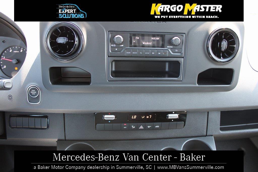 2021 Mercedes-Benz Sprinter 2500 4x2, Kargo Master General Service Upfitted Cargo Van #MV0223 - photo 25