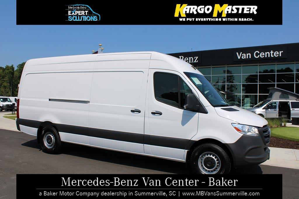 2021 Mercedes-Benz Sprinter 2500 4x2, Kargo Master General Service Upfitted Cargo Van #MV0223 - photo 4