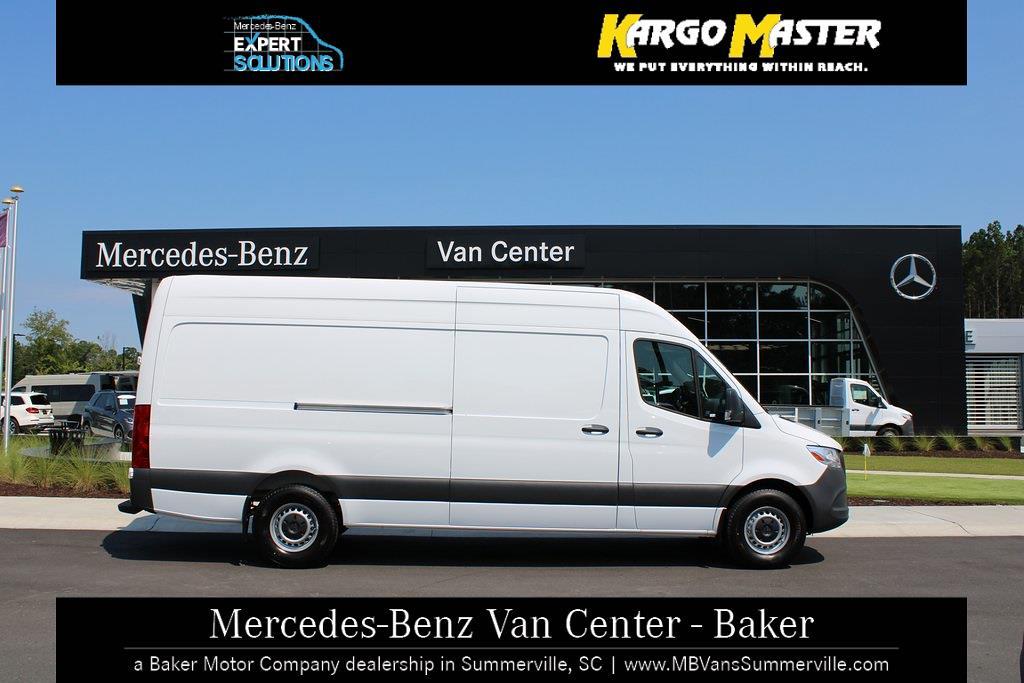 2021 Sprinter 2500 4x2,  Kargo Master General Service Upfitted Cargo Van #MV0223 - photo 5