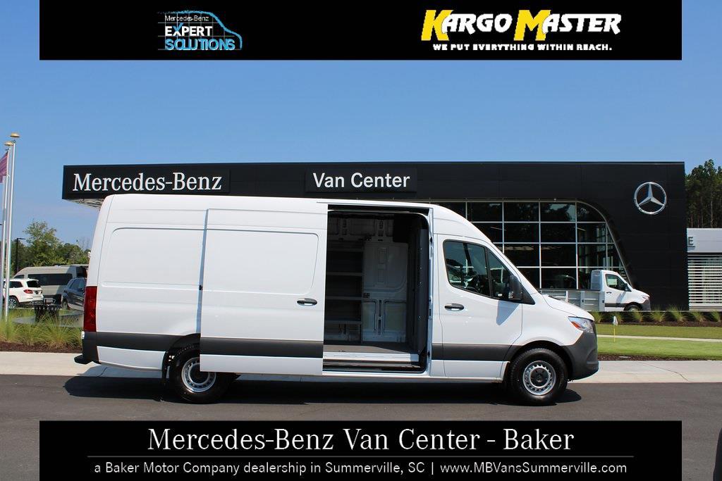 2021 Sprinter 2500 4x2,  Kargo Master General Service Upfitted Cargo Van #MV0223 - photo 6