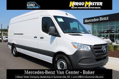 2021 Mercedes-Benz Sprinter 2500 4x2, Kargo Master General Service Upfitted Cargo Van #MV0223 - photo 1