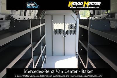 2021 Sprinter 2500 4x2,  Kargo Master General Service Upfitted Cargo Van #MV0223 - photo 11