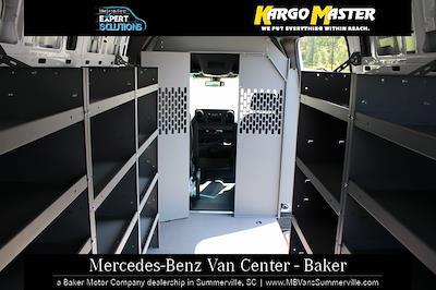 2021 Sprinter 2500 4x2,  Kargo Master General Service Upfitted Cargo Van #MV0223 - photo 12