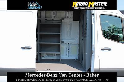 2021 Sprinter 2500 4x2,  Kargo Master General Service Upfitted Cargo Van #MV0223 - photo 7