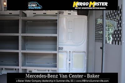 2021 Sprinter 2500 4x2,  Kargo Master General Service Upfitted Cargo Van #MV0223 - photo 8