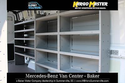 2021 Sprinter 2500 4x2,  Kargo Master General Service Upfitted Cargo Van #MV0223 - photo 9