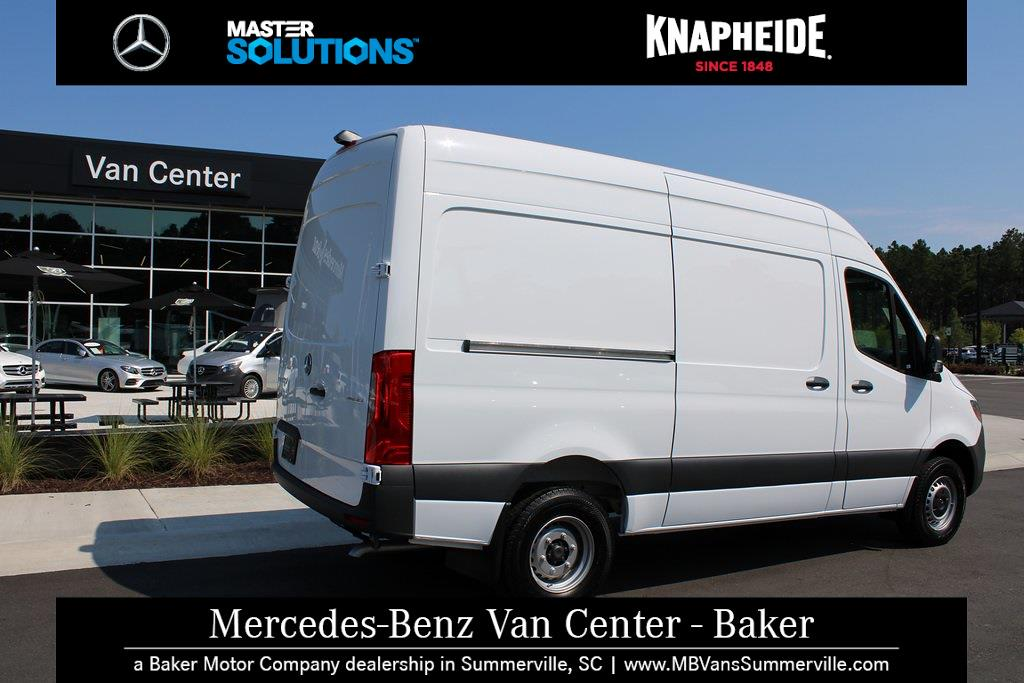 2021 Mercedes-Benz Sprinter 3500 4x2, Empty Cargo Van #MV0224 - photo 12