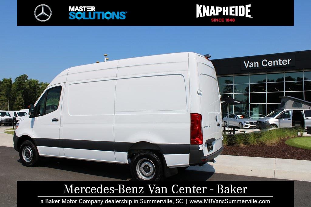 2021 Mercedes-Benz Sprinter 3500 4x2, Empty Cargo Van #MV0224 - photo 17