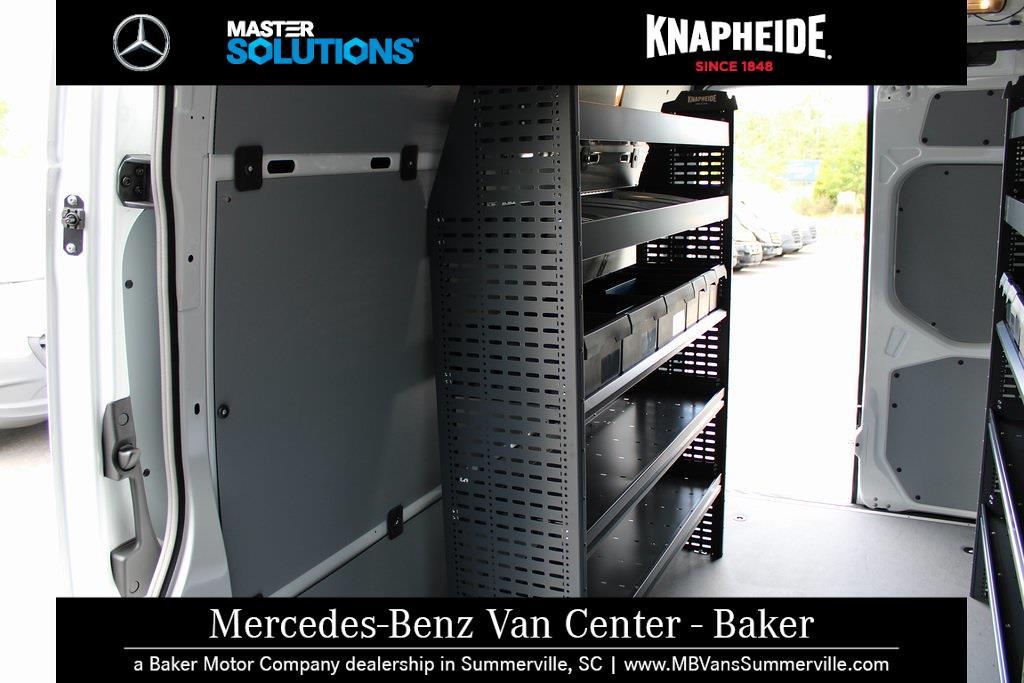 2021 Mercedes-Benz Sprinter 2500 4x2, Knapheide KVE Upfitted Cargo Van #MV0228 - photo 11