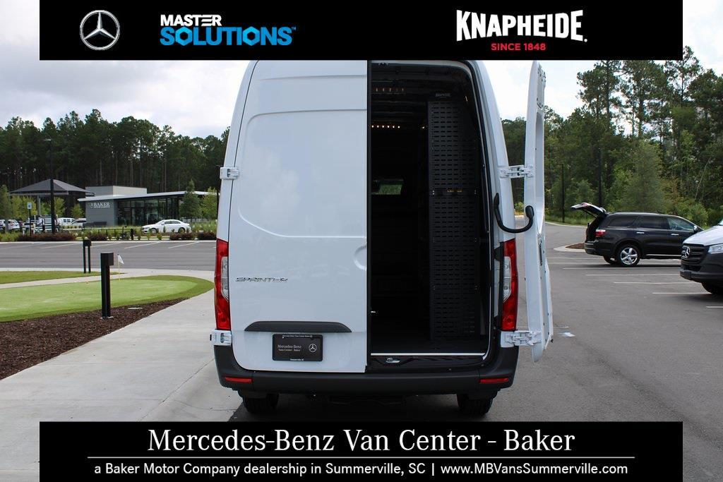 2021 Mercedes-Benz Sprinter 2500 4x2, Knapheide KVE Upfitted Cargo Van #MV0228 - photo 15