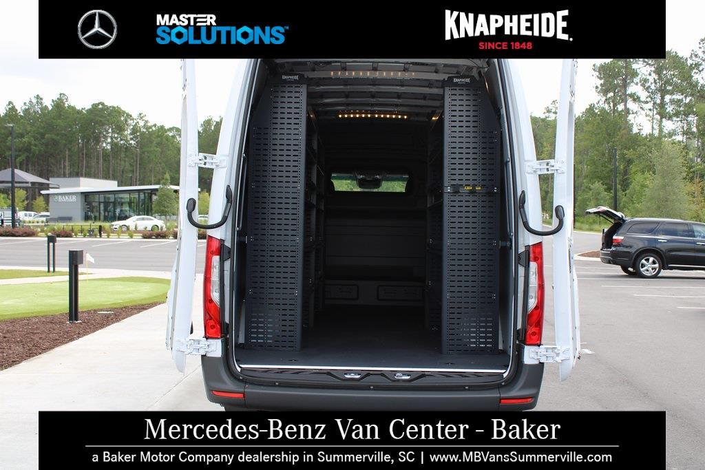 2021 Mercedes-Benz Sprinter 2500 4x2, Knapheide Upfitted Cargo Van #MV0228 - photo 1