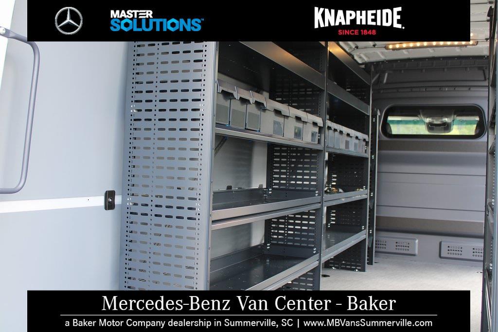 2021 Mercedes-Benz Sprinter 2500 4x2, Knapheide KVE Upfitted Cargo Van #MV0228 - photo 16