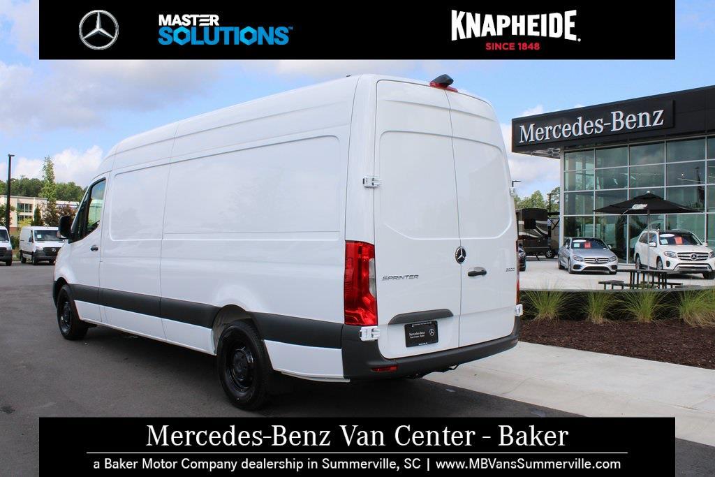 2021 Mercedes-Benz Sprinter 2500 4x2, Knapheide KVE Upfitted Cargo Van #MV0228 - photo 19