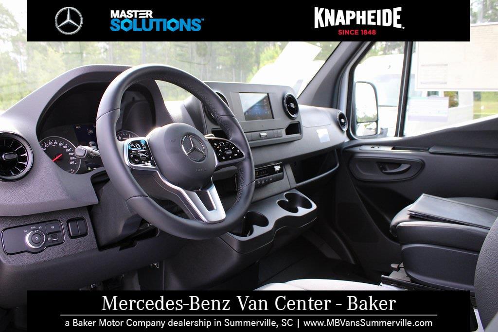 2021 Mercedes-Benz Sprinter 2500 4x2, Knapheide KVE Upfitted Cargo Van #MV0228 - photo 25