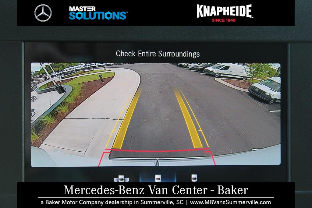 2021 Mercedes-Benz Sprinter 2500 4x2, Knapheide KVE Upfitted Cargo Van #MV0228 - photo 27