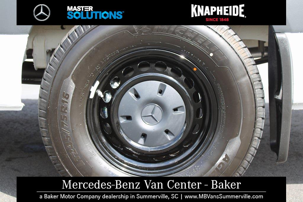 2021 Mercedes-Benz Sprinter 2500 4x2, Knapheide KVE Upfitted Cargo Van #MV0228 - photo 28