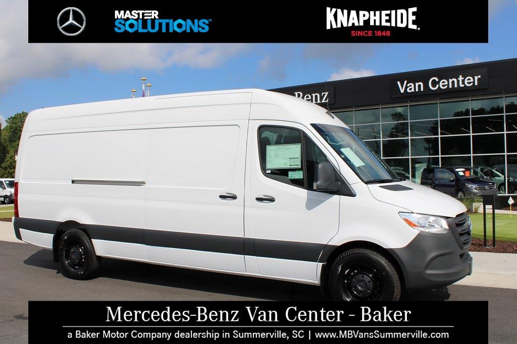 2021 Mercedes-Benz Sprinter 2500 4x2, Knapheide KVE Upfitted Cargo Van #MV0228 - photo 4