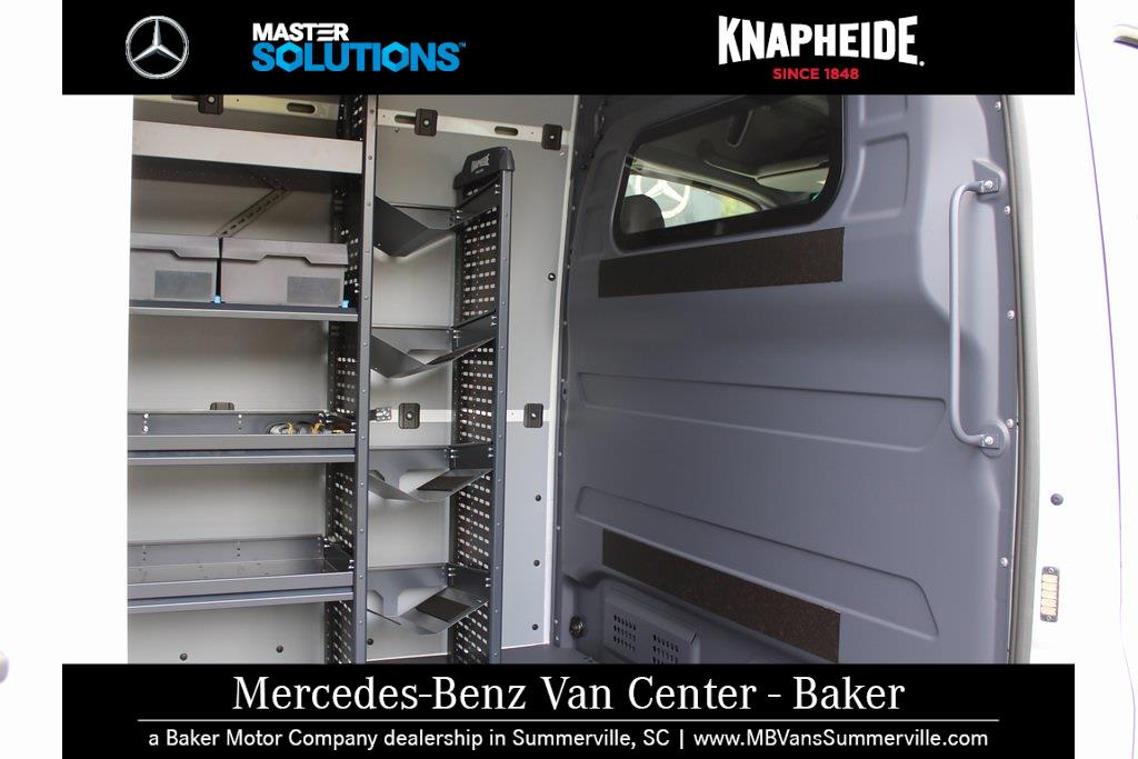 2021 Mercedes-Benz Sprinter 2500 4x2, Knapheide KVE Upfitted Cargo Van #MV0228 - photo 8