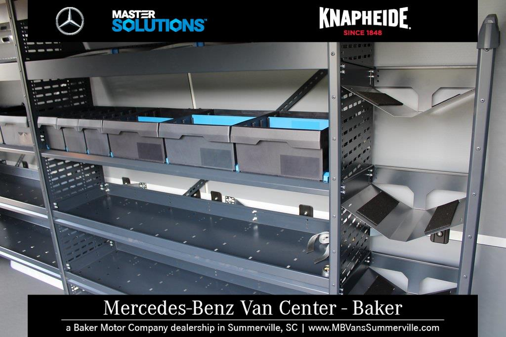 2021 Mercedes-Benz Sprinter 2500 4x2, Knapheide KVE Upfitted Cargo Van #MV0228 - photo 10