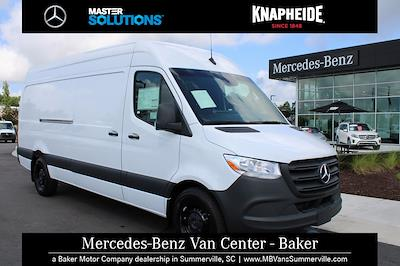 2021 Mercedes-Benz Sprinter 2500 4x2, Knapheide KVE Upfitted Cargo Van #MV0228 - photo 1