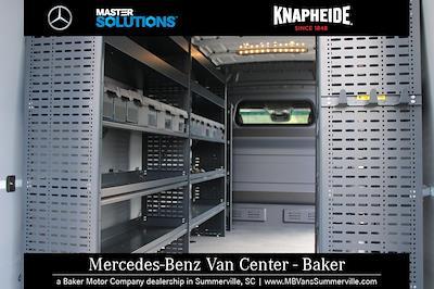 2021 Mercedes-Benz Sprinter 2500 4x2, Knapheide KVE Upfitted Cargo Van #MV0228 - photo 18