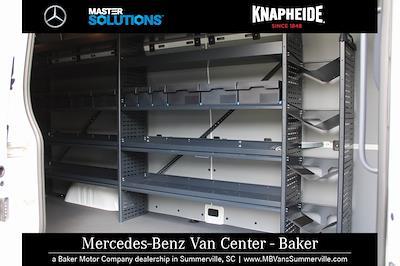 2021 Mercedes-Benz Sprinter 2500 4x2, Knapheide KVE Upfitted Cargo Van #MV0228 - photo 3