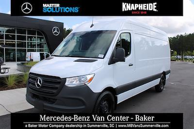 2021 Mercedes-Benz Sprinter 2500 4x2, Knapheide KVE Upfitted Cargo Van #MV0228 - photo 23