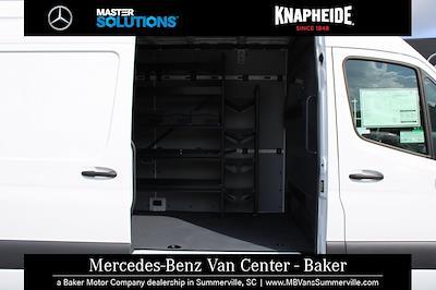 2021 Mercedes-Benz Sprinter 2500 4x2, Knapheide KVE Upfitted Cargo Van #MV0228 - photo 7