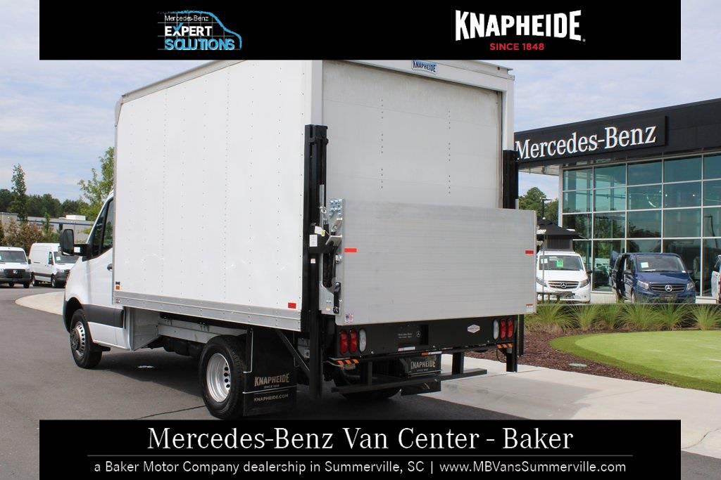 2021 Sprinter 4500 4x2,  Knapheide Cutaway Van #MV0229 - photo 2